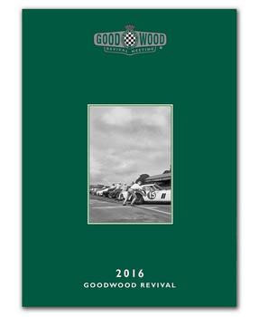 Goodwood Revival 2016 DVD
