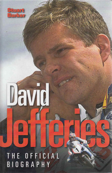 David Jefferies The Official Biography (Hardback) (9781844256631)