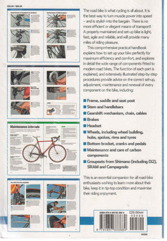 Advanced Road Bike Maintenance The Practical Handbook