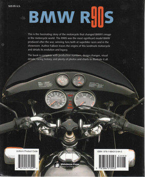 BMW R90S (Motorcycle Collector Series Reprint) (9781884313943)