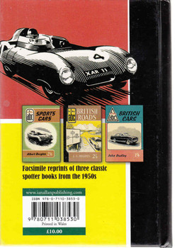 Ian Allan ABC British Motor Cars 1950s (Reprint) (9780711038530)