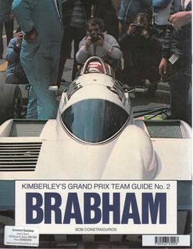 Brabham (Kimberley's Grand Prix Team Guide No.2) (9780946132003)