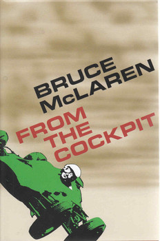 Bruce McLaren: From The Cockpit (Reprint) (9781910505144)
