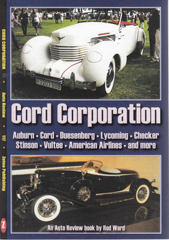 Cord Corporation: An Auto Review book by Rod Ward (9781854821167)