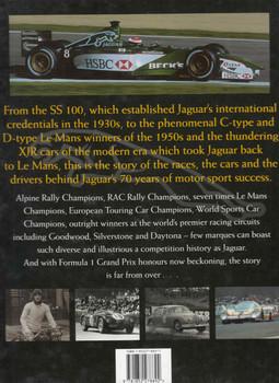 Jaguar: The Sporting Heritage (9781852278892)