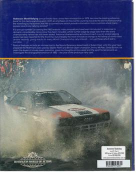 Rothmans World Rallying 5 (9780907574231)