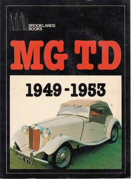 MG TD 1949 - 1953 Road Tests (9780946489015)