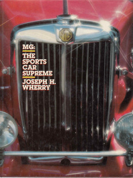 MG: The Sports Car Supreme (9780498025655)