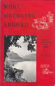 More Motoring Abraod by Rodney Walkerley (b000rl3vlm)