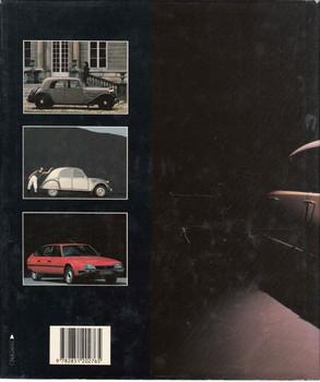 Le Grand Livre Citroen Tous Les Modeles (French Text) (9782851202765)