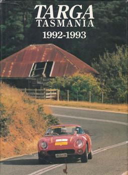 Targa Tasmania 1992-1993 (9780646165080