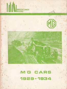 MG Cars 1929 - 1934 Road Tests (b00rndhies)
