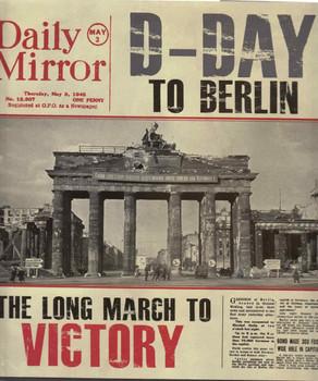 D-Day To Berlin: The Long March To Victory (9780857332103)