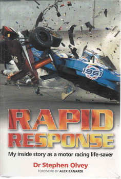 Rapid Response: My Inside Story as a Motor Racing Life-Saver - Paperback (9781844259823)