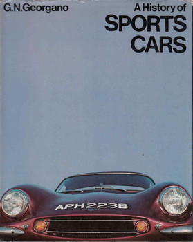 A History of Sports Cars (G.N.Georgano) (9780171480245)