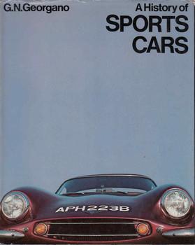 A History of Sports Cars (G.N.Georgano) (9780171480245)