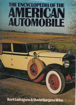 The Encyclopedia Of The American Automobile (9780856132349)