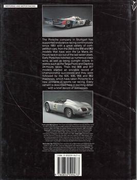 Classic Porsche Racing Cars (9780850599473)