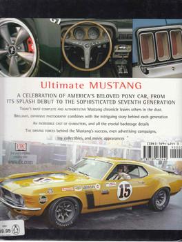 Ultimate Mustang (Patrick Covert) (9780789462442)