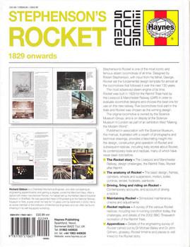 `- Stephenson's Rocket 1829 onwards Owners' Workshop Manual (9781785210631)