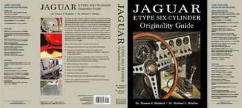 Jaguar E-Type: Six-Cylinder Originality Guide (978185443284)