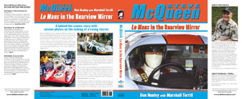Steve McQueen: Le Mans in the Rearview Mirror (9781854432896)