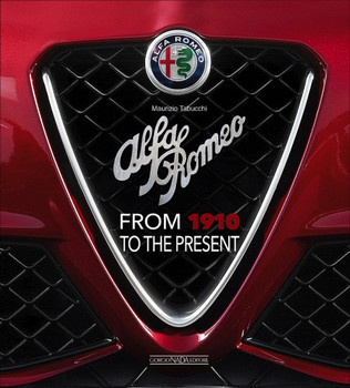 Alfa Romeo From 1910 to the Present (9788879116725)