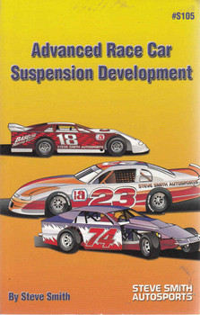 Advanced Race Car Suspension Development (Steve Smith) (9780936834054)