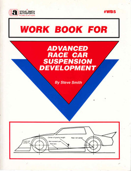 Work Book for Advanced Race Car Suspension Development (9780936834009)