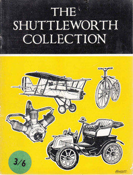 The Shuttleworth Collection(1966 Reprint) (B01NH5G9EI)