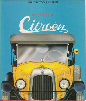 Citroen: The Great Cars Series (9780860021087)
