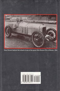 Enzo Ferrari: The Man, the Cars, the Races ( 9780385263191)