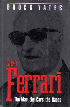 Enzo Ferrari: The Man, the Cars, the Races ( 9780385263191)