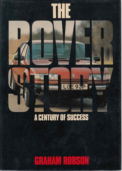 The Rover Story: A Century Of Success (9780850592795)