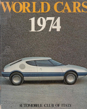 World Cars 1974 (Automobile Club Of Italy) (B01JXRX0AW)