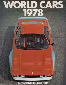 World Cars 1978 (Automobile Club Of Italy) (9780910714105)