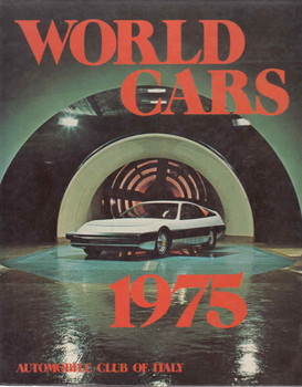 World Cars 1975 (Automobile Club Of Italy) (9780910714075)