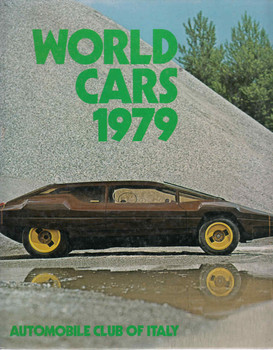 World Cars 1979 (Automobile Club Of Italy) (9780910714112)