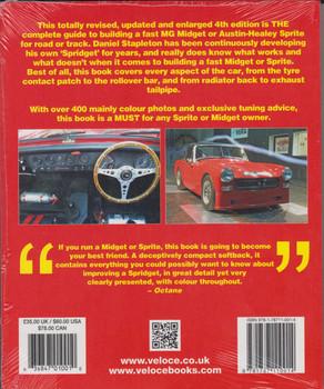 MG Midget & Austin Healey Sprite High-Performance Manual