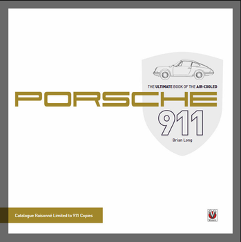 The Ultimate Book of The Air-Cooled Porsche 911 (Brian Long) (9781845849078)