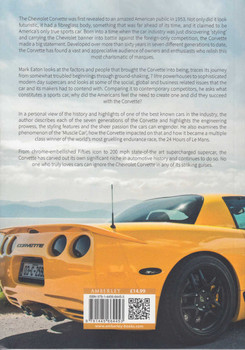 Corvette: The Rise of a Sports Car (9781445664453)