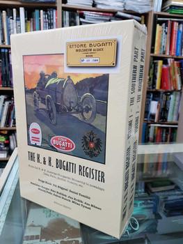 K.& K. Bugatti Register: Austrian-Hungarian Monarchy to Nowadays