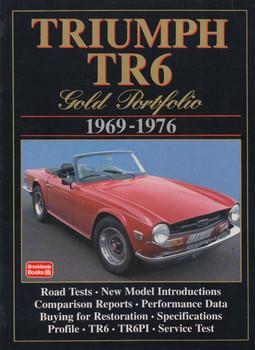 Triumph TR6 Gold Portfolio 1969-1976 (9781855201323)