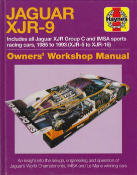 Jaguar XJR-9 1985 to 1993 Haynes Owners' Workshop Manual
