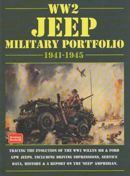 WW2 Jeep Military Portfolio (9781855202177)