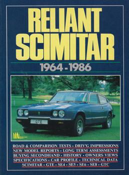 Reliant Scimitar 1964-1986 Road Tests (9781869826772)