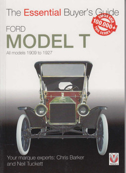 Ford Model T All models 1909 to 1927: The Essential Buyer's Guide (9781845849917)