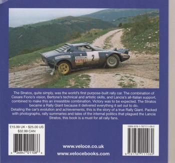Lancia Stratos (Rally Giants Reprint) (9781787111080)
