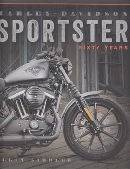 Harley-Davidson Sportster: Sixty Years (9780760352182)