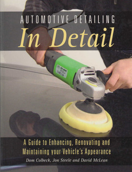 Automotive Detailing In Detail (9781785002427)
